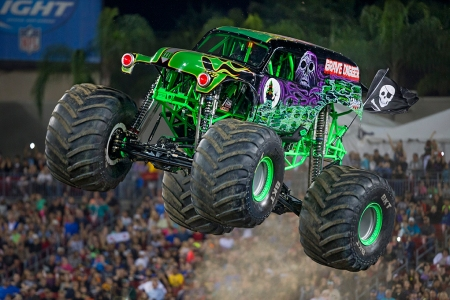 Grave Digger (Photo by Monster Jam)