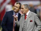 John Lynch San Francisco 49ers Arthur Blank Atlanta Falcons Kyle Shanahan