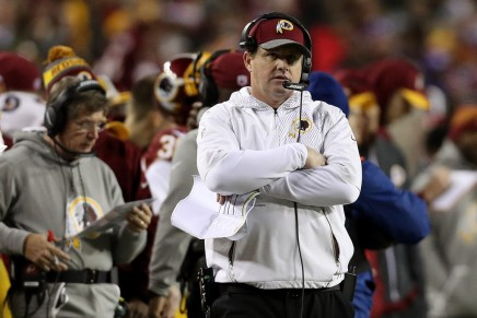 Gruden fires entire defensive staff