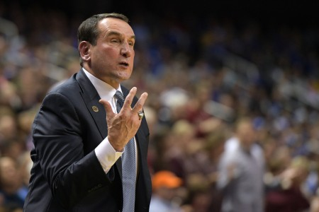 Mike Krzyzewski (Getty Images)