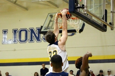 Bobby Brackett (Photo by the TCNJ Sports Information Department)