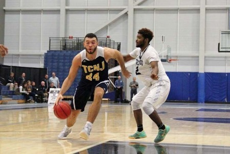 Corey Stanford (Photo by the TCNJ Sports Information Department)
