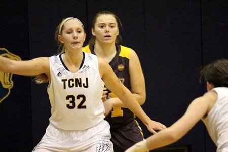 Nikki Schott (Photo by TCNJ Sports Information Department)