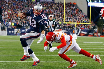 NFL playoff preview: Houston @ New England