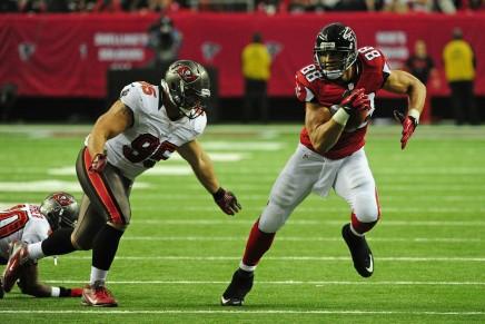 Looking Back: Falcons defeat Seahawks in DivisionalRound