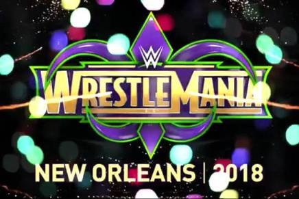 WWE: WrestleMania 34 returns to New Orleans