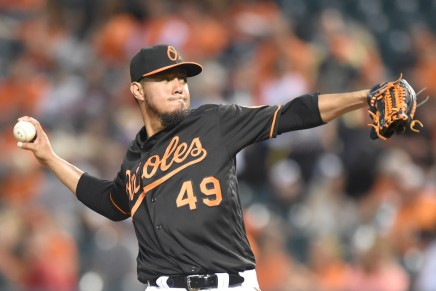 O's acquire Smith for Gallardo