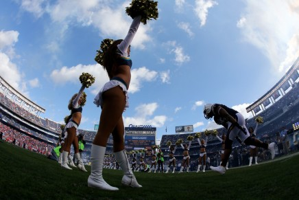 Reports: Chargers cancel San Diego lease