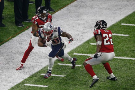 Patriots use historic comeback to beat the Falcons