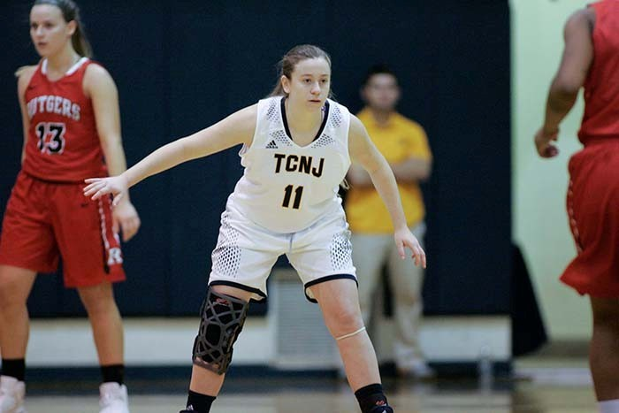 Nicole Shatsky (Photo by the TCNJ Sports Information Department)
