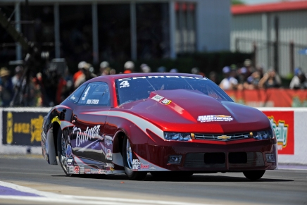 Butner gets first Pro Stock win
