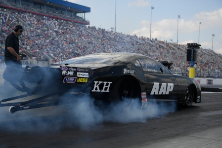 Mike Castellana (Photo by the NHRA)