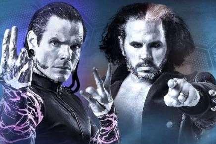 Broken Universe hints at WWEreturn