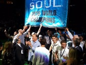 Soul Championship banner (Photo by Ron Jaworski)