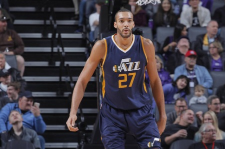 Rudy Gobert (Getty Images)