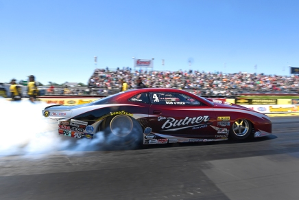 Butner gets second Pro Stock win