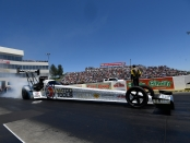 Antron Brown (Photo by the NHRA)