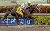 Always Dreaming wins the Xpressbet Florida Derby at Gulfstream Park