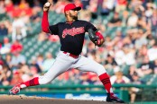 Danny Salazar (Getty Images)