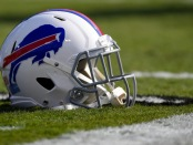 Buffalo Bills helmet (Getty Images)