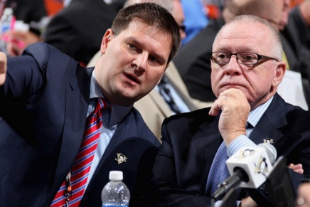 Botterill named Sabres GM