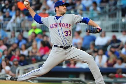 Mets suspend pitcher MattHarvey