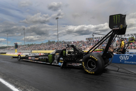 Brittany Force (Photo by Randy Anderson/NHRA)