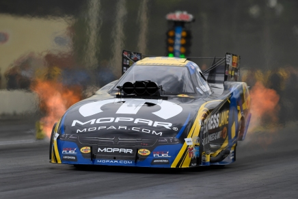 Hagan beats Force in the Funny Car final