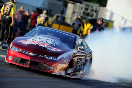 Butner leads Pro Stock in Etown