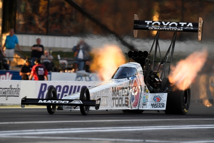 First Impressions of the NHRA Summernationals