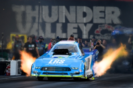 Wilkerson is the Thunder Valley FC provisional No. 1