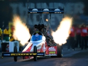 Doug Kalitta (Photo by Marc Gewertz/NHRA)