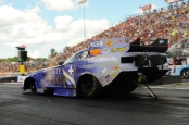 Jack Beckman (Photo by the NHRA)