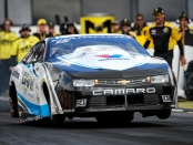 Tanner Gray (Photo by the NHRA)
