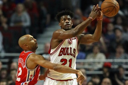 Butler finally moved, goes to theWolves
