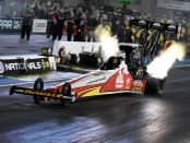 Doug Kalitta (Photo by the NHRA)