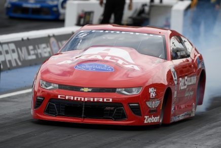 Skillman gets first No. 1 qualifier of the season