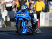 LE Tonglet (Photo by Marc Gewertz/NHRA)