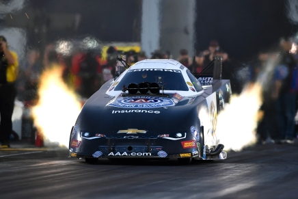 Hight rockets to a national speedrecord