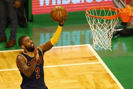 Irving gives Cavs four options