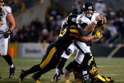 Flacco expected to miss 3-to-6weeks