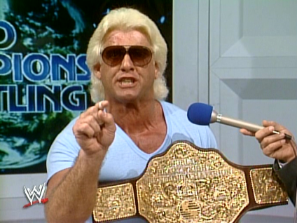 Ric Flair (Photo by the Internet)