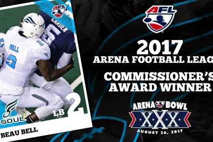 Soul, Storm win plenty of awards