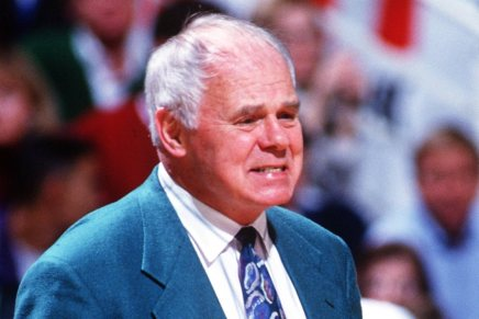 Iconic Michigan State coach Heathcote dies