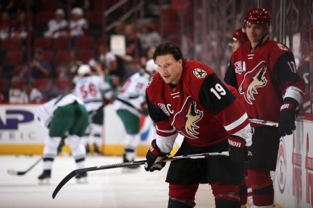 Shane Doan (Getty Images)