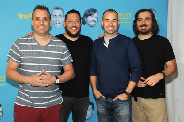 Impractical Jokers (Getty Images)