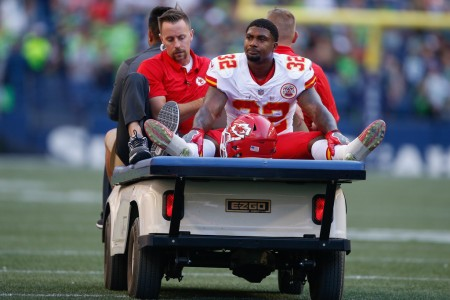 Spencer Ware (Getty Images)