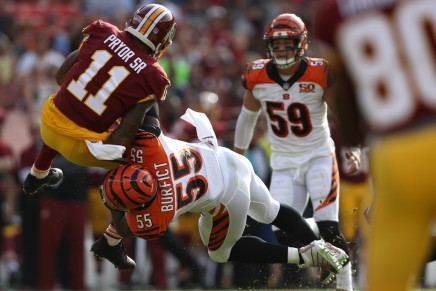 Burfict's suspension reduced