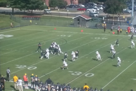 TCNJ football will use the bye torecover