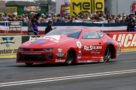 Skillman gets first Pro Stock Indy win